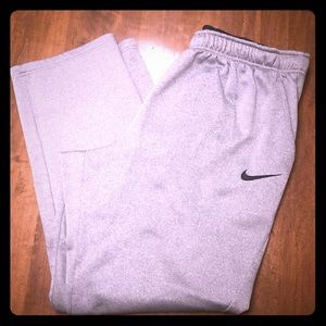 Nike Dri-Fit Gray Sweatpants